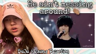 """REACTING TO """"SS4 Tokyo Yesung- The More I Love You"""" 