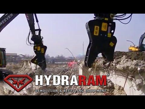 Hydraram HRP-28V Demolition Pulverizer