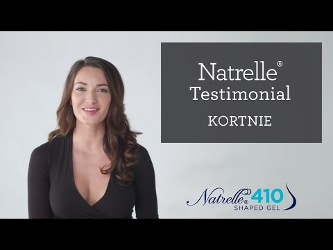 Breast Augmentation with Natrelle 410 Implants, Kortnie's Story