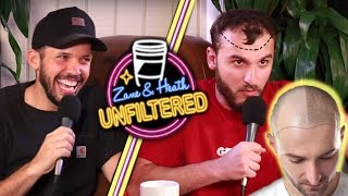 Zane's Getting Hair Transplant Surgery - UNFILTERED #6