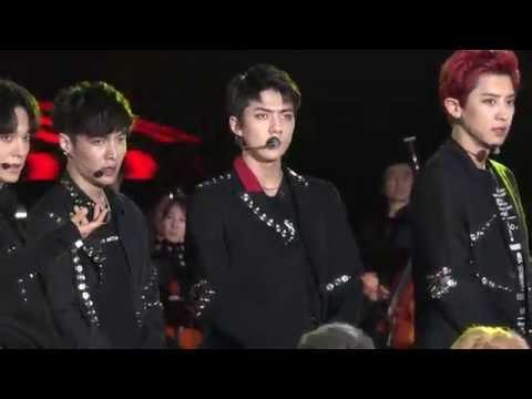 160621 열린음악회 Monster 1 세훈 (4K)