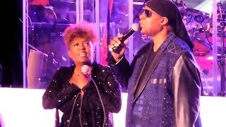 Anita Baker Live 2018 Last Concert with Stevie Wonder, Kelly Rowland
