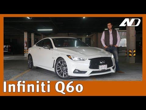 Infiniti Q60s - El auto más bonito que ha hecho Japón