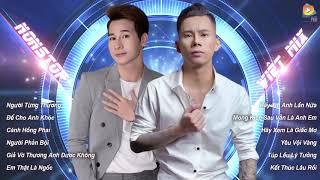 VIỆT MIX 2019 || LÊ BẢO BÌNH ft CHU BIN || NONSTOP Người Từng Thương ~ Để Cho Anh Khóc REMIX