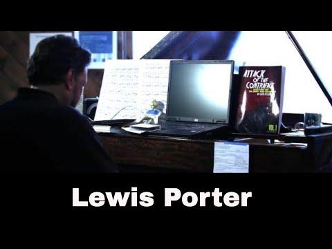 Lewis Porter - Bye Bye Blackbird Solo online metal music video by LEWIS PORTER