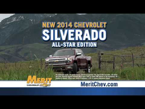 Sign & Drive Event at Merit Chevrolet