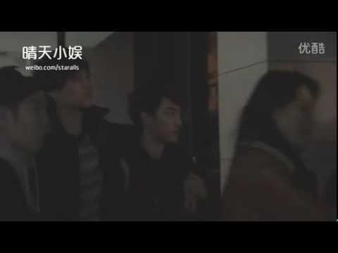 EXO Showcase: Tao and Kai Injured (GUYS THIS HAPPENED IN 2012)