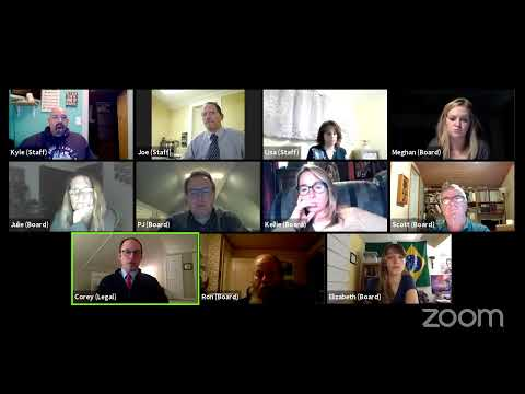 Plattsburgh Zoning Board of Appeals  12-21-20