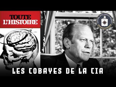 LES COBAYES DE LA CIA   Documentaire Toute l'Histoire