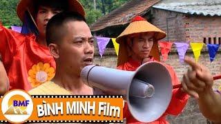 Hài Bình Trọng, Quang Tèo, Trung Hiếu Hay Nhất | Phim Hài Đại Gia Chân Đất Mới Nhất