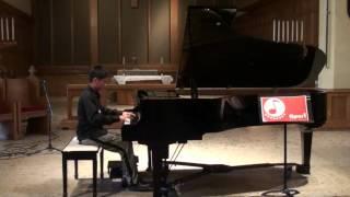 2016 Opus 1 Music Studio Spring Recital - Zachary Wu, Piano