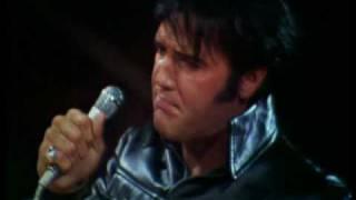 Elvis Presley on Stage