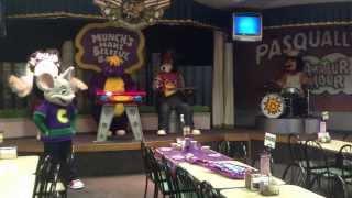 Chuck E. Cheese's Rockstar Birthday Show - Wichita Falls, TX