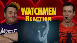 Watchmen - Official Comic Con Trailer Reaction / Review / Rating