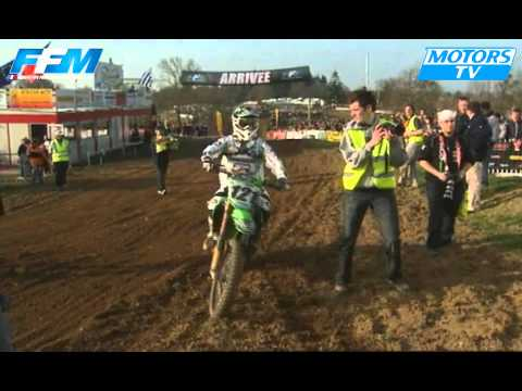 Chpt France Elite MX Romagné – Manche 2