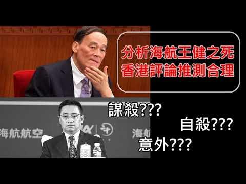 海航王健之死答案揭晓! 香港评论得出唯一合理解释(普通话旁述) 20180707