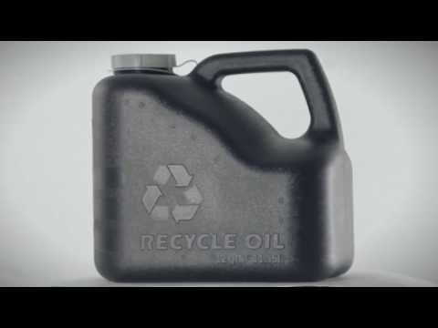 FloTool Dispos-Oil Oil Recycling Can - 3 Gallons, Model# 11849
