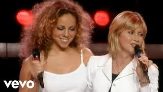 Mariah Carey, Olivia Newton-John - Hopelessly Devoted to You (from Around the World)