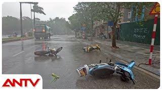 Bão số 4 đổ bộ vào tỉnh Thanh Hóa gây Mưa Dông lớn| Tin tức | Tin nóng mới nhất | ANTV