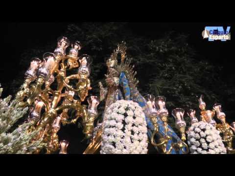 Procesión de la Virgen de las Mercedes de Mairena del Aljarafe