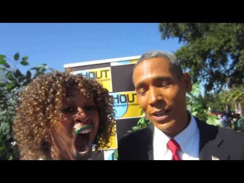 Mr. President at The GloZell Festival? LOL - Glozell