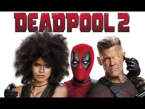Deadpool 2 - Soundtrack - AC/DC - Thunderstruck