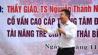 """Chuyên đề: """"Tình Cảm Gia Đình"""", Trường THCS Ngô Chí Quốc Thủ Đức - Thầy: Nguyễn Thành Nhân."""