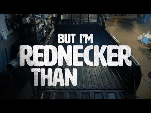 REDNECKER (Lyric Video)  - HARDY
