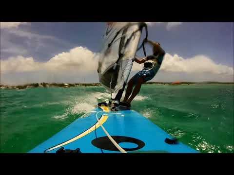 windsurf antilles guadeloupe juillet 2020 - 1