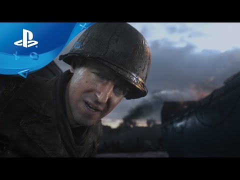 Call of Duty: WWII | Enthüllungstrailer | PS4