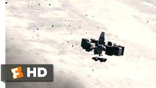 Interstellar (2014) - Spinning Space Station Docking Scene (7/10) | Movieclips