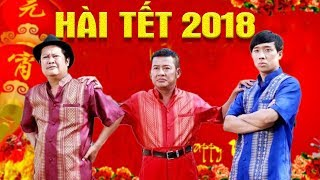 Hài Tết 2018 - Trấn Thành, Hai Lúa, Thúy Nga | Phim Hài Tết 2018 Mới Hay Nhất