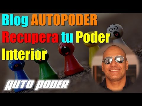 Ingeniero Gabriel Salazar - Blog AUTOPODER Recupera tu Poder Interior