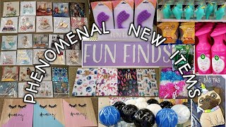 "Come With Me To A PHENOMENAL Dollar Tree 💕So Many FANTASTIC  Items/ New Section called ""Fun Finds"""