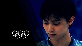 Figure Skating History Maker - Yuzuru Hanyu | Olympic Records