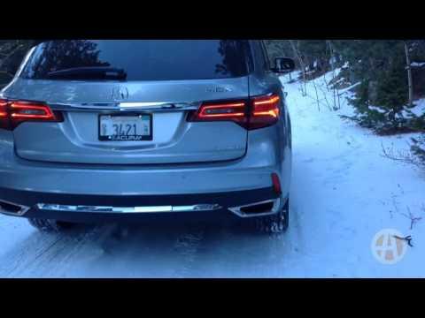 2017 Acura MDX: Off the Beaten Path - Video