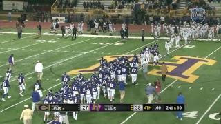 Covington High School vs. Hahnville High School Football (2017 Quarterfinals)