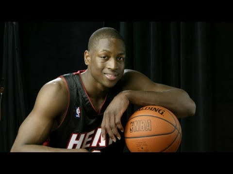 The BEST Dwyane Wade Highlights From His Rookie Season