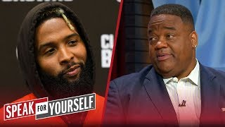 OBJ's reality is shaped by social media & criticism is fair — Whitlock | NFL | SPEAK FOR YOURSELF