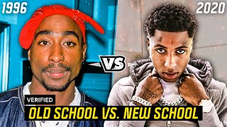 OLD SCHOOL VS. NEW SCHOOL RAPPERS