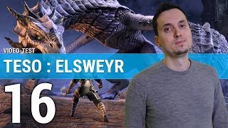 Vidéo-Test : ELSWEYR : Du neuf pour The Elder Scrolls Online | TEST