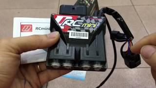 Thực hư về ECU RC Mini mở tua xe Exciter 150 , một dòng IC độ đắt tiền nhất nhì VN