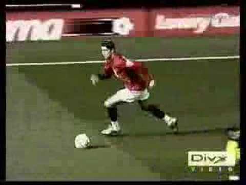 Ronaldo The Scientist