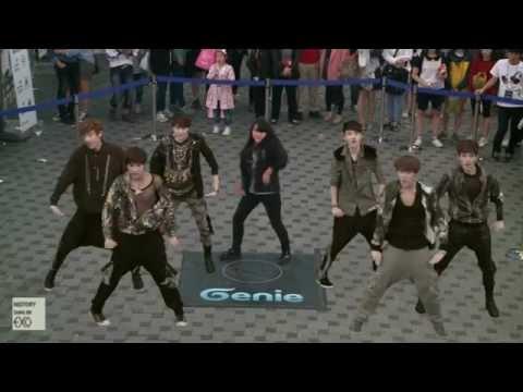 EXO-K_AR SHOW with Genie_Episode 02 in DaeJeon, Korea