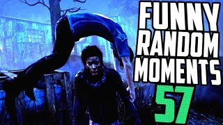 Dead by Daylight funny random moments montage 57