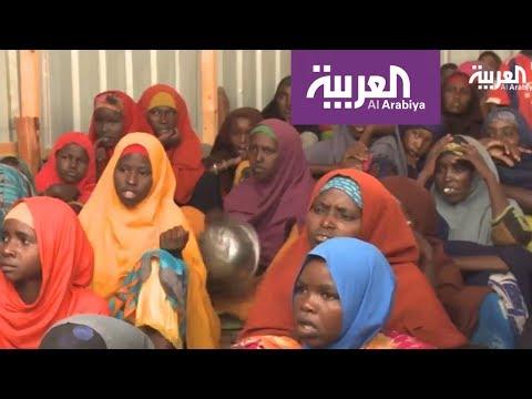 الصومال.. جفاف الجنوب يدفع المئات إلى الفرار نحو مخيمات مقديشو