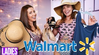 Ladies Try Walmart Spring & Summer Clothing Haul Try On! *Major Success*