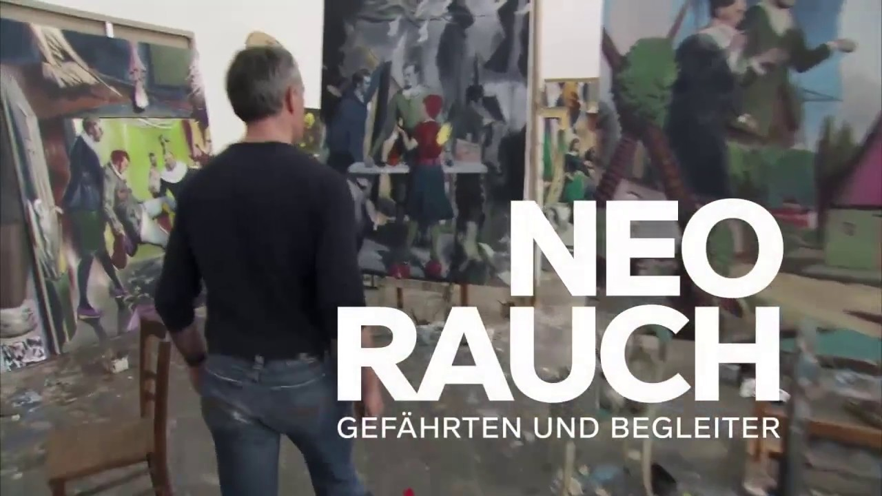 "Official Trailer ""Neo Rauch – comrades and companions"""