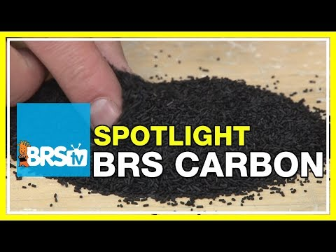 Using BRS Carbon for crystal clear reef tank water | BRStv Spotlight