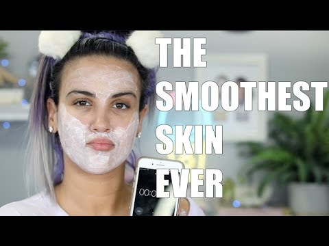 HOW TO GET THE SMOOTHEST & MOST HAIR FREE FACE EVER | Nicole Guerriero